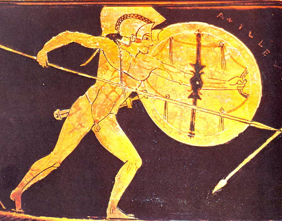 odysseus should be considered a greater hero than achilles